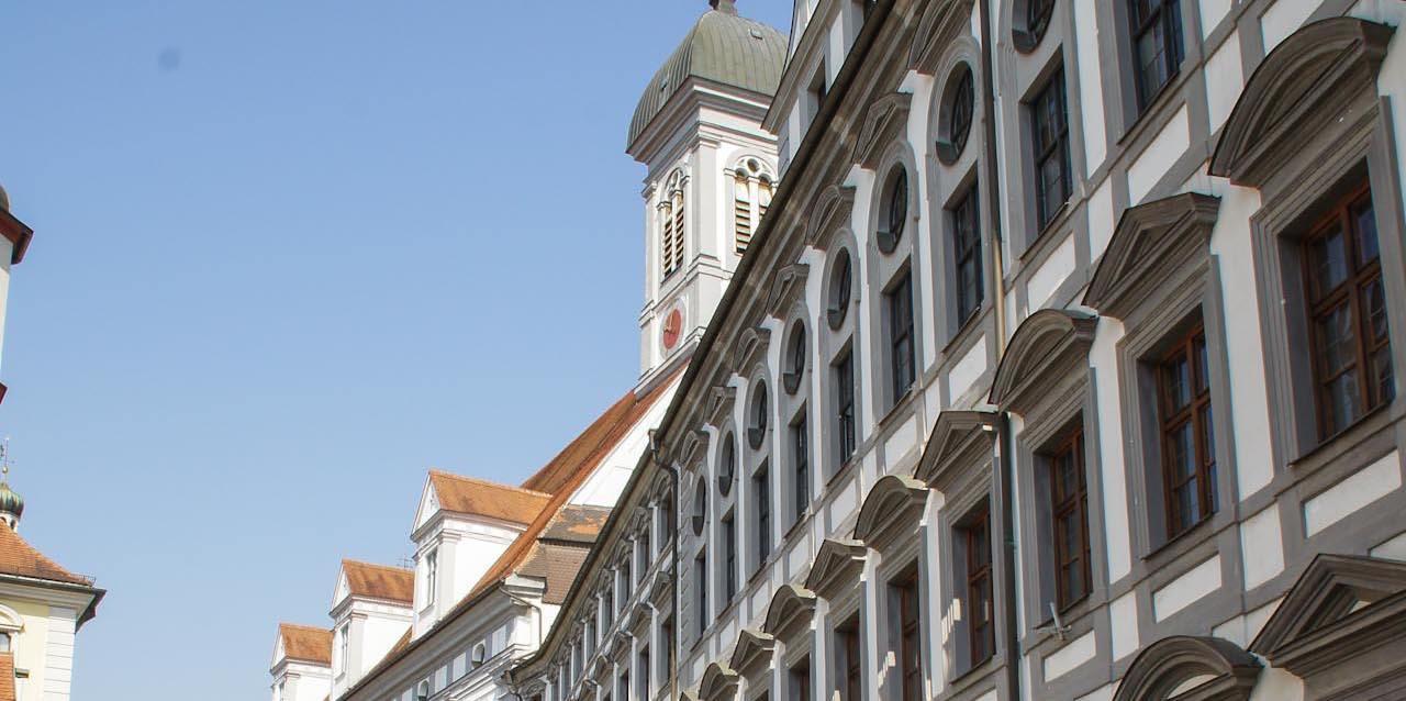 Meine Heimatstadt Dillingen an der Donau