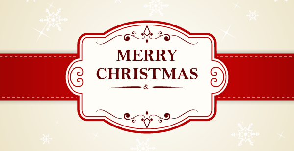 Merry Christmas & Frohe Weihnachten!