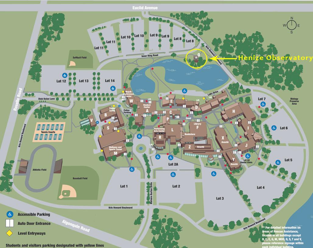 karte harper college